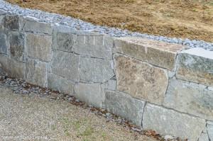 """Steinschlichtung """"Modern"""""""